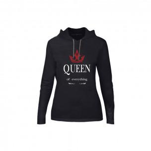 Γυναικεία Μπλούζα King Queen μαύρο, Μέγεθος XL