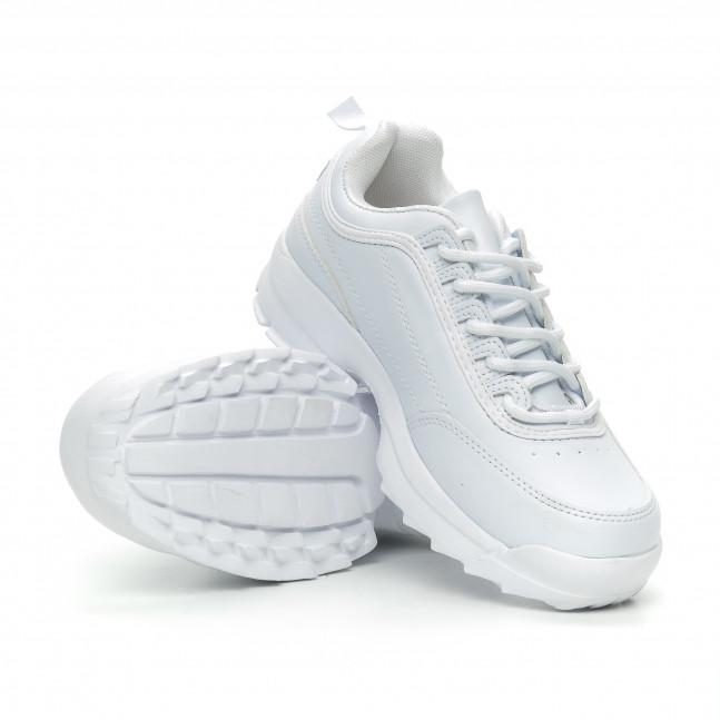 2e5c4d5c919 Γυναικεία λευκά αθλητικά παπούτσια Chunky