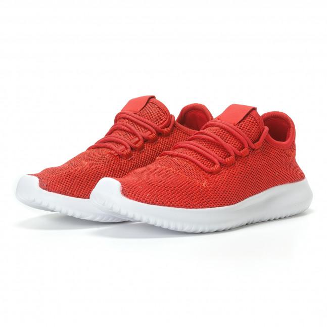 c8d4b68ffba Ανδρικά κόκκινα αθλητικά παπούτσια Kiss GoGo