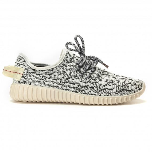 5e2396c8b7b Ανδρικά λευκά αθλητικά παπούτσια FM it260117-19 - Fashionmix.gr