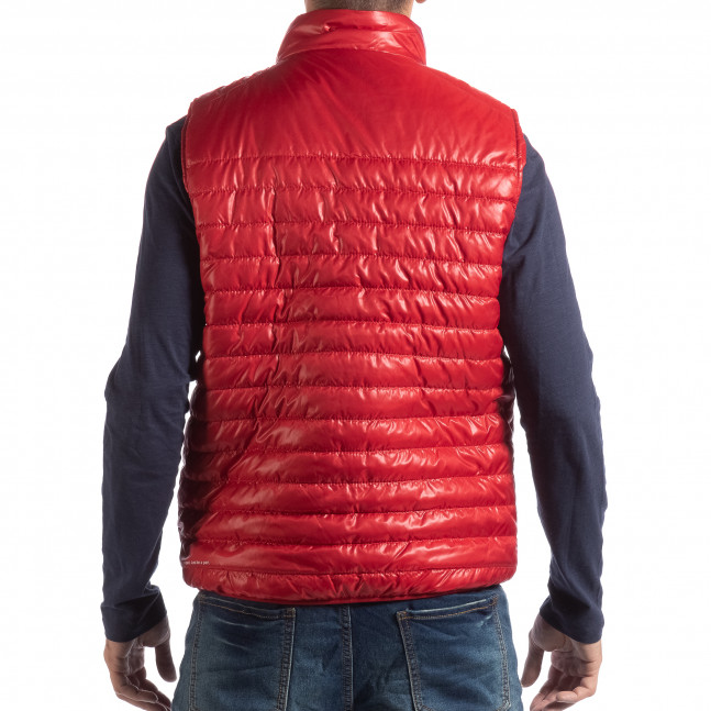 a3c2301e8036 Ανδρικό κόκκινο αμάνικο μπουφάν RESERVED lp290918-61 - Fashionmix.gr