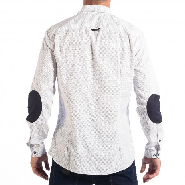 Ανδρικό λευκό πουκάμισο RESERVED lp070818-147 - Fashionmix.gr 9b6313949a6