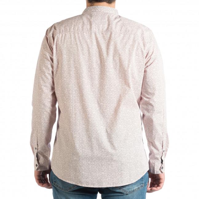 48da59c09e64 Ανδρικό ροζ πουκάμισο RESERVED lp290918-171 - Fashionmix.gr