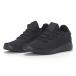 Ανδρικά μαυρα ελαφρία αθλητικά παπούτσια All-black it240418-31 3
