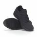 Ανδρικά μαυρα ελαφρία αθλητικά παπούτσια All-black it240418-31 4