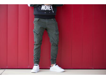 Διάλεξε cargo – η πρακτική επιλογή για παντελόνι